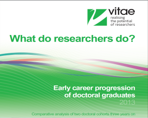 What do researchers do